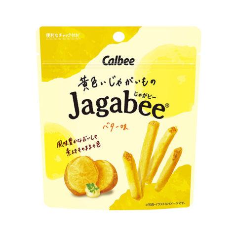 黄色いじゃがいものJagabee